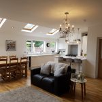 Hazel Grove - Family Room with Kitchen/Diner